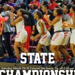 Girls Basketball State Game Tickets – Update 3/3