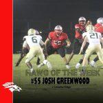 JOSH GREENWOOD HAWG of the Week