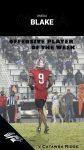 Offensive Player of Week – #9 Omega Blake
