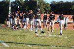 Varsity Football Homecoming 10/2