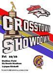 CROSSTOWN SHOWDOWN TICKETS on sale at 6pm