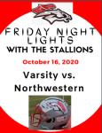 Friday Night Light Program 10/16