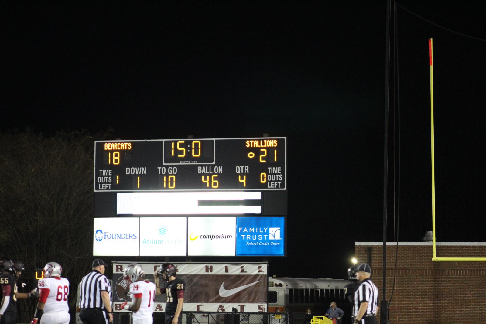 Varsity Football 11/13