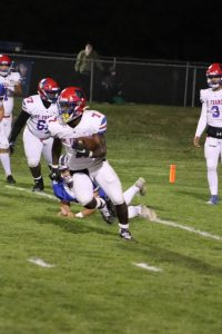 VFB vs Anthony Wayne 10/16/20