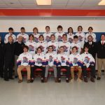Varsity Hockey Team Photo 2020 – 2021
