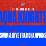 Swim & Dive Claim 10th Straight TRAC Title