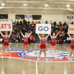 SFS Cheerleading Tryouts