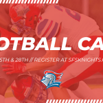 Football Camp: June 21st-25th & 28th