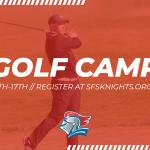 Golf Camp: June 14th-17th