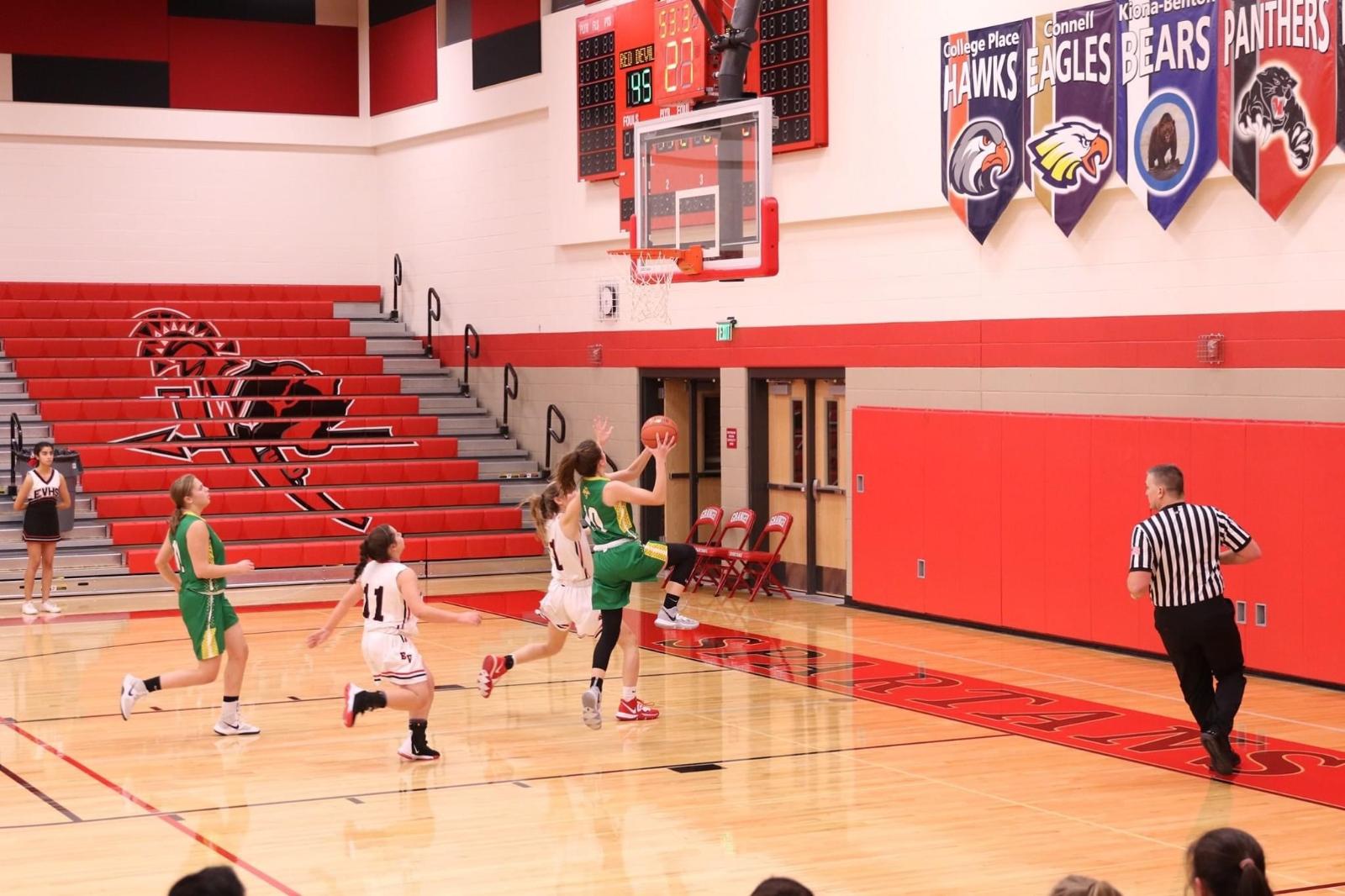 Quincy Jacks Girls Basketball