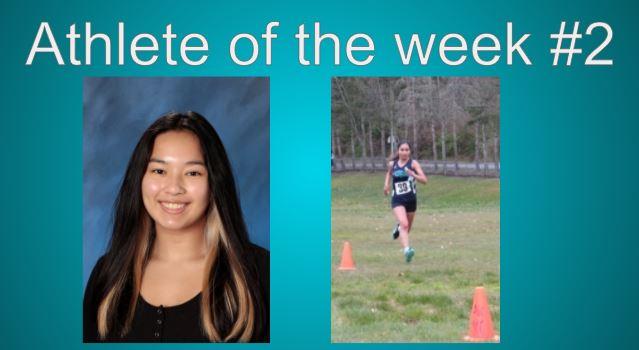 Athlete of the Week #2