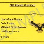 Come Get Your Gold Cards