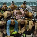Dunlap High School Girls Varsity Swimming finishes 2nd place