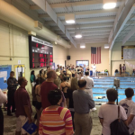 Dunlap High School Girls Varsity Swimming finishes 1st place
