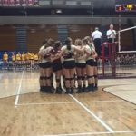 Dunlap High School Girls Varsity Volleyball beat Morton High School 2-0