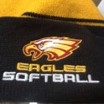 Lady Eagles Softball defeats Metamora 4-1 Thursday night.