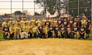 2017 Alumni Softball Game