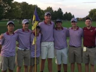 Dunlap Eagles Golf Team is Statebound