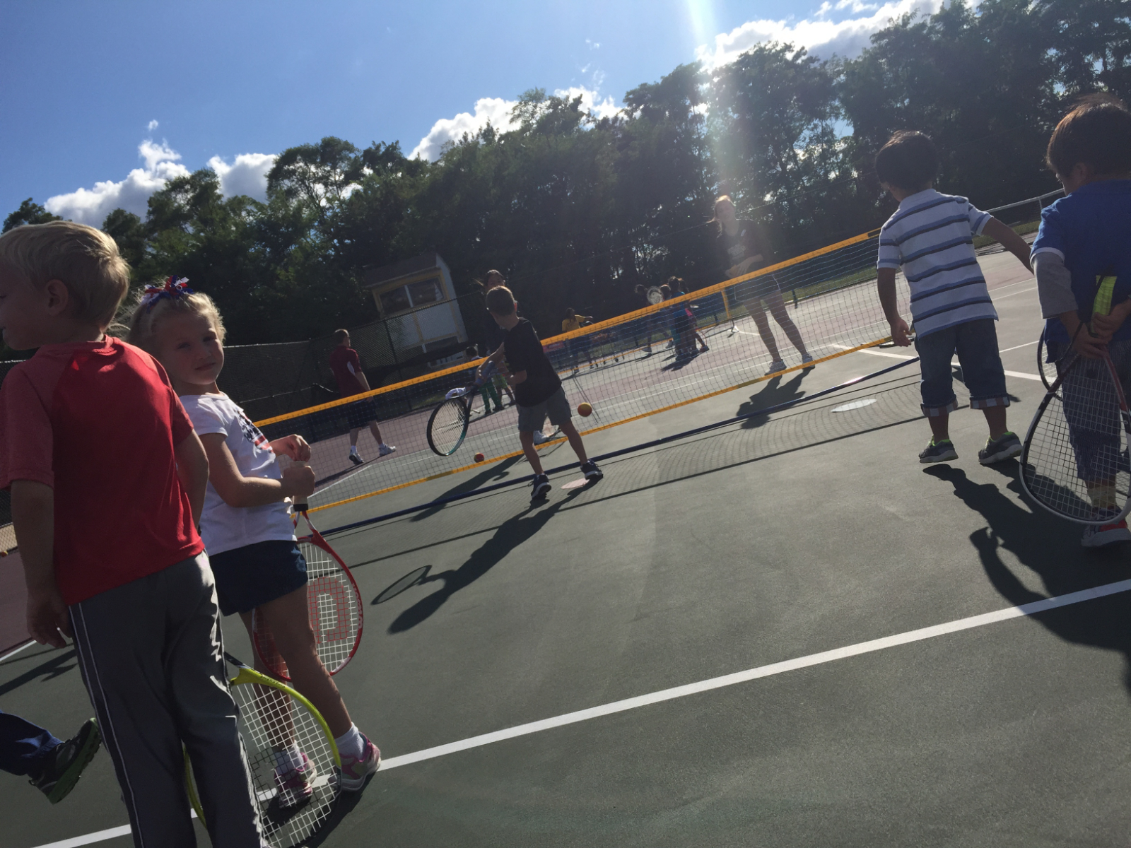 Future Eagle Tennis Nights – Friday, 9.13 & 9.27