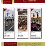 Cheer Tryouts 2020-2021