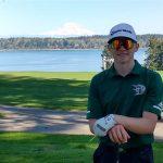 Trey Moss selected 1st Team All-League for Boys Golf