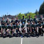 Boys Tennis improves to 2-0 on the season