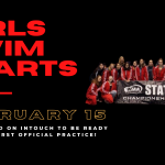 Girls swim season officially starts February 15, 2021