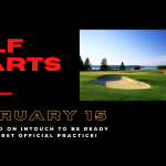 Golf Season Officially Starts February 15!