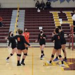 Varsity volleyball vs. Enumclaw
