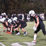 Boys Varsity Football beats Lincoln High School (Tacoma) 37 – 27