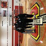 Volleyball defeats Foss 3-0 on senior night!