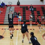 Volleyball VS. Orting