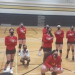 Varsity Volleyball Sweeps Lincoln