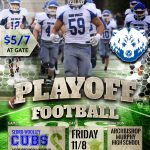 Social Media Picture: 2019 Football Playoffs Week 1