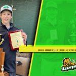 Logan & Jordan Medcalf finish 1 & 2 at the Birger Solberg Golf Invitational