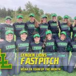 Lynden Fastpitch goes 14-0 and is named WIAA 2A Team of the Month