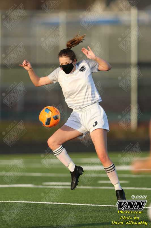 March 1st 2021 – Baker vs Blaine Girls Varsity Soccer – David Willoughby Photos