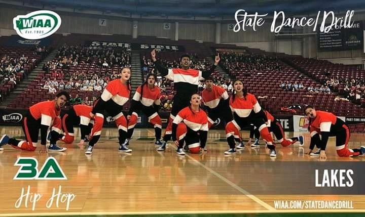 Lakes Dance Team
