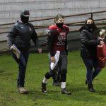 Hoquiam v. Elma Varsity Football 3/5/21 (8-32 Loss) - Photos by Ben Winkelman
