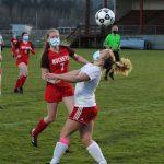 Hoquiam v. Castle Rock Varsity Girls Soccer Post Season 3/17/21 (1-3 Loss) - Photos by Ben Winkelman