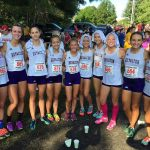 NR Girls XC 2nd at SL Super Duals