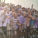 Which Football Student Section Is Better?  After 3 Days North Royalton Losing to Archbishop Hoban
