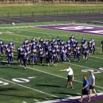 8th Grade Boys Football Team Wins 3rd Place Playoff Game in the Suburban League
