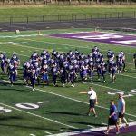 Hornets Sting 8th Grade Football Bears
