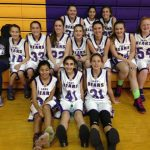 7th Grade Lady Bears Win Home Opener, 36 to 18