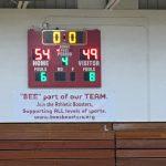 North Royalton Girls 7th Grade Basketball beat Hudson Middle School 24-19