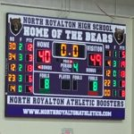 North Royalton High School Girls Varsity Basketball falls to Nordonia High School 40-49