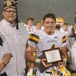 Alumni Austin Smith Leads Baldwin Wallace to Victory