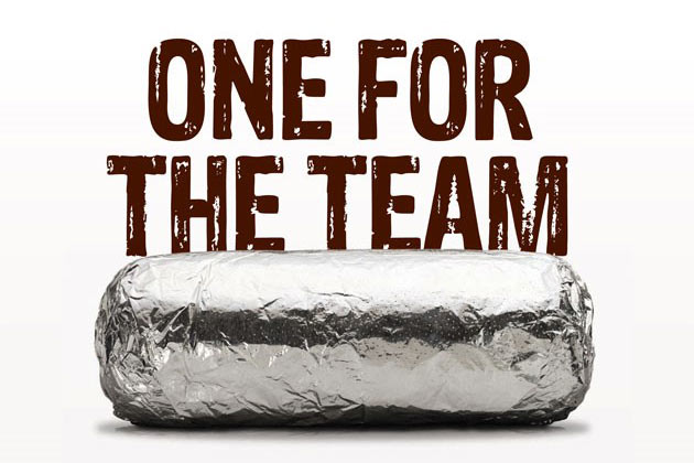 Chipotle Fundraiser Tuesday, August 20th for the NRHS Boys Soccer Program