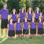 Girls Varsity Golf – 2016 Fall Sports Awards Winners